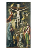 The Crucifixion Posters af El Greco