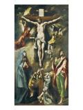 The Crucifixion Poster von  El Greco