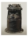 Commemorative Head of a Royal Ancestor Oba Prints