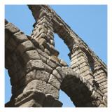 Aqueduct in Segovia Prints