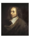 Pascal, Blaise (1623-1662) Posters