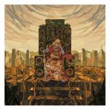 HR-FM - King Deluxe Umělecké plakáty