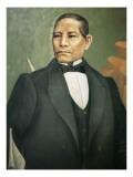 Juarez Garcia, Benito (1806-1872) Giclee Print