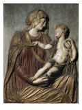 Madonna and Child Art by Jacopo Sansovino