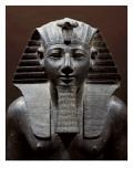 Statue of Tuthmosis III Print