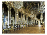 Palace of Versailles Giclee Print
