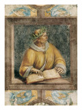Ovid Print by Luca Signorelli