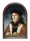 Henry Vii Giclee Print by Michiel Sittow
