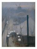 Montmartre Art by Ramon Casas Carbo