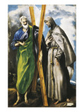 Ss Prints by  El Greco