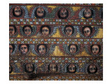 Debre Berhan Selassie Church Giclee Print