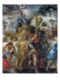 Triumphal Entrance of Henri Iv into Paris Prints by Peter Paul Rubens