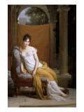 Madame Recamier Prints by Francois Gerard