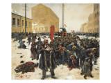 Red Sunday (1905) Giclee Print by Vladimir Egorovic Makovsky