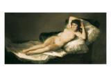 The Naked Maja Prints by Francisco de Goya