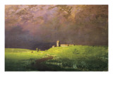 After the Rain Premium Giclee Print by Arkhip Ivanovitch Kuinji