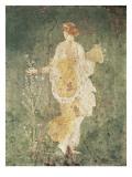 Flora, Goddess of Spring Poster