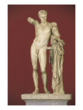 Hermes Bearing the Infant Dionysus Giclee Print