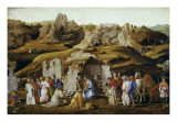 The Adoration of the Kings Giclee Print by Filippino Lippi