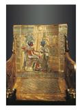 Throne of Tutankhamun Poster