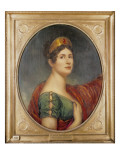 The Empress Josephine (1763-1814) Giclee Print by Robert Lefevre