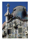 Batlló House Prints by Antonio Gaudí