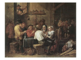 Smokers and Drinkers Prints by David Teniers the Younger