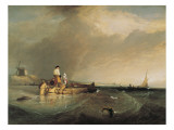 On the Scheldt Prints by Clarkson Stanfield