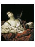 Kleopatra Kunst von Guido Reni