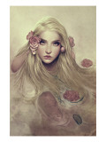 Ours Posters by Charlie Bowater