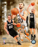 Manu Ginobili 2011 Portrait Plus Photo