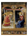 The Annunciation Prints by  Fra Angelico