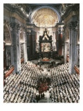 Second Vatican Council (1962-1965) Giclee Print