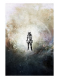 Voyager II Giclee Print by Alex Cherry