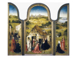 The Adoration of the Magi Giclee Print by Hieronymus Bosch