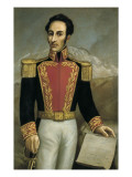 Bolivar, Sim&#243;n (1783-1830) Giclee Print