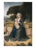 Rest on the Flight into Egypt Posters by Gerard David