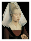 Portrait of a Lady Prints by Rogier van der Weyden