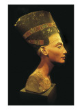 Bust of Nefertiti Prints