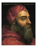 Pope Clement VII Prints by Agnolo Bronzino