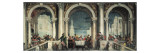 Feast in the House of Levi Giclee Print by Paolo Veronese