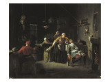 Tavern Scene Prints by Michel-ange Houasse