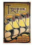 Tropon Kunst von Henri van de Velde