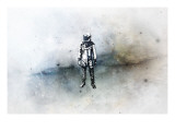 The Voyager Giclee Print by Alex Cherry