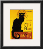 Tournee du Chat Posters by Théophile Alexandre Steinlen