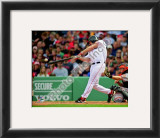 Kevin Youkilis 2010 Framed Photographic Print