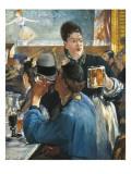 Corner of a Café-Concert Posters by Édouard Manet