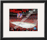 Wachovia Center 2009-10 Framed Photographic Print