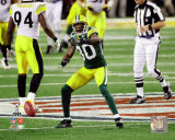Donald Driver Action from Super Bowl XLV Photo