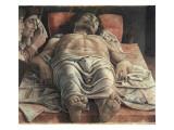 The Lamentation over the Dead Christ Plakater af Andrea Mantegna